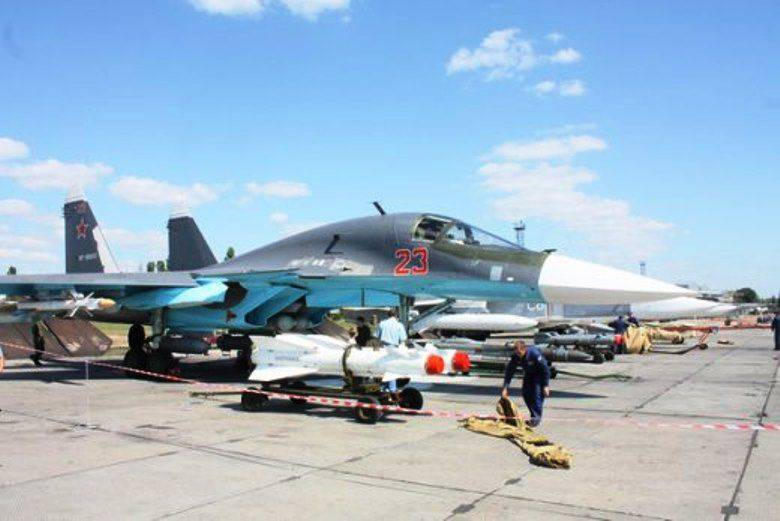 """Media: successful """"work"""" of the Su-34 in Syria will lead to contracts for its delivery"""