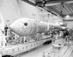 """""""Roscosmos'un sıradan bir görevi var"""""""