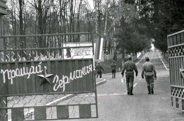 A quarter of a century ago, West Germany devoured the East