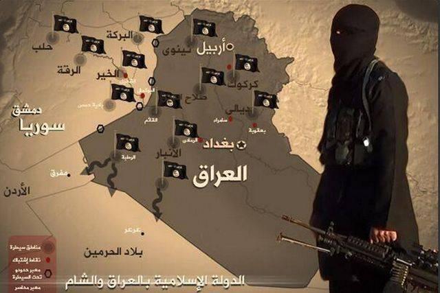 알레포의 이슬람 국가와 관련 극단주의 무장 세력에 대한 성공적인 공격