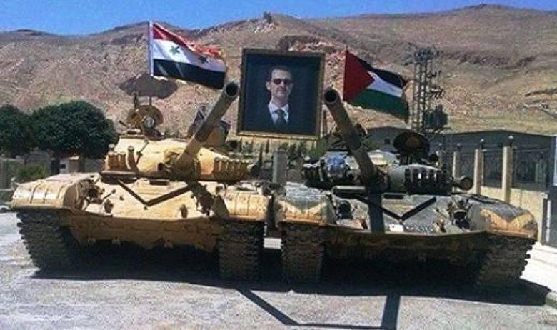 El ejército sirio puede compartir la tecnología de la OTAN con Rusia