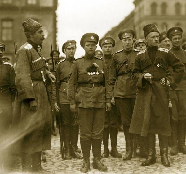 Морячки 1917-го
