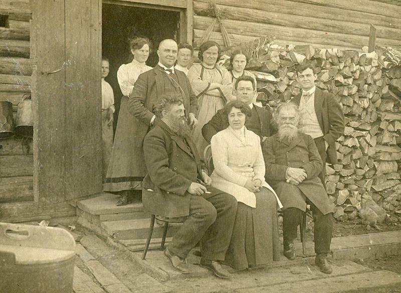 Sibirya babası. Grigory N. Potanin