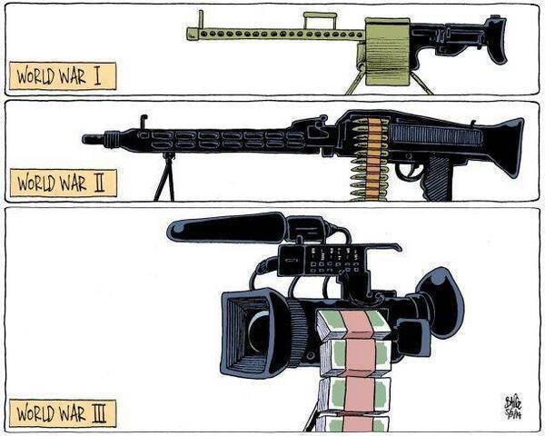 L'idea è più forte delle armi