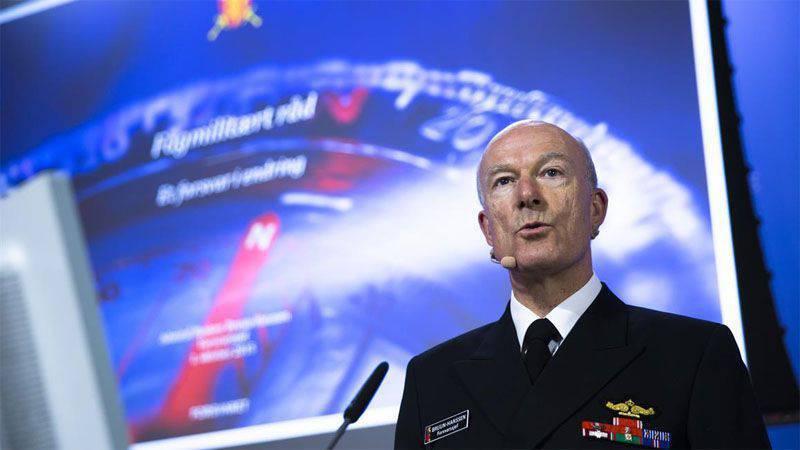 노르웨이는 북극에서 러시아 연방을 감시하고 F-35에 대해 워싱턴에 지불하기 위해 군사 예산을 늘린다.