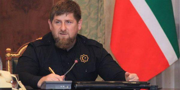 Ramzan Kadyrov: três militantes neutralizados nos campos de treinamento do IG na Síria neutralizados na República da Chechênia