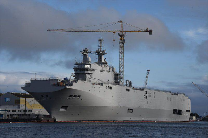 Egypt to sign Mistral contract with France 10 October