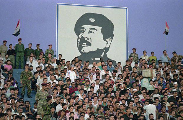 Saddam Hüseyin'in İntikamı