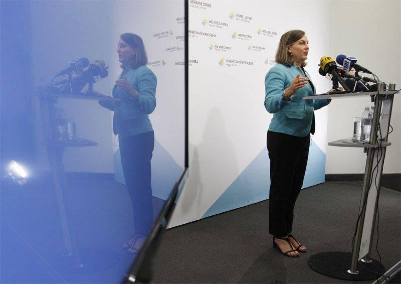 Nuland fordert Russland auf, die ukrainischen Schulden umzustrukturieren