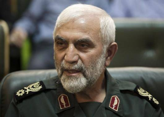 Media: Iranian general died in Syria