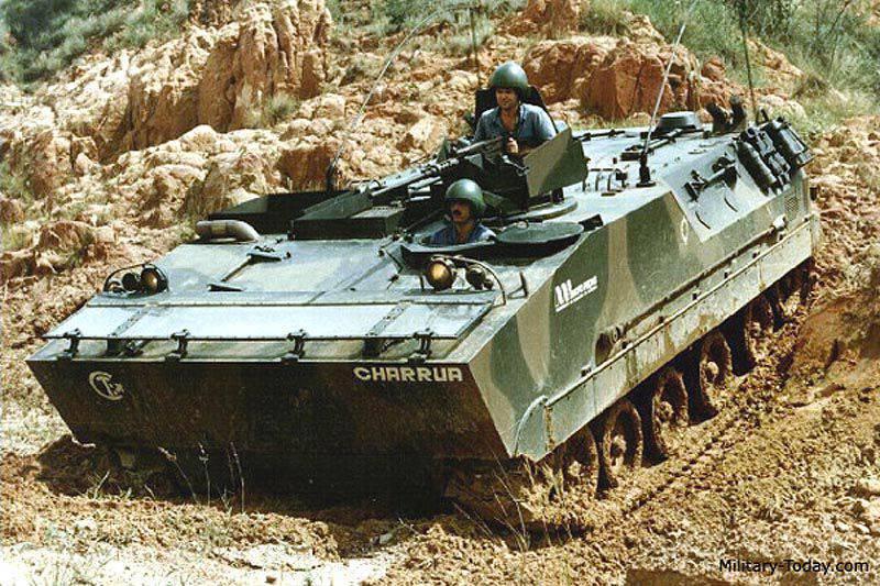 巴西装甲运兵车Charrua
