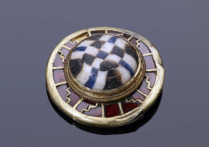 Стаффордширский клад и его загадки
