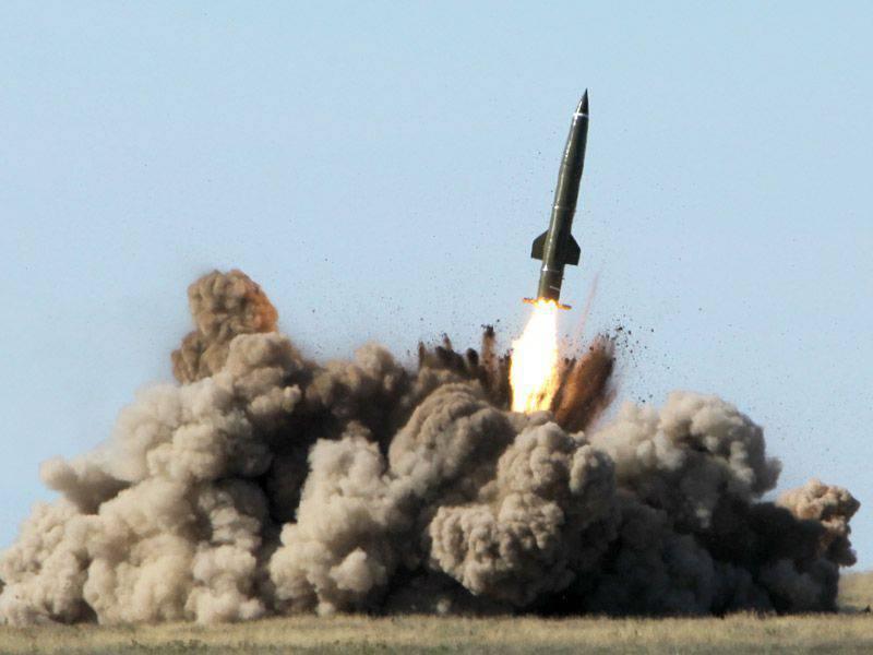 Зенитные ракеты, ставшие баллистическими