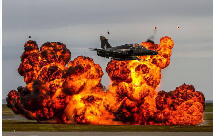 伦敦官方否认了英国媒体关于英国空军可能袭击中东俄罗斯联邦空军飞机的言论