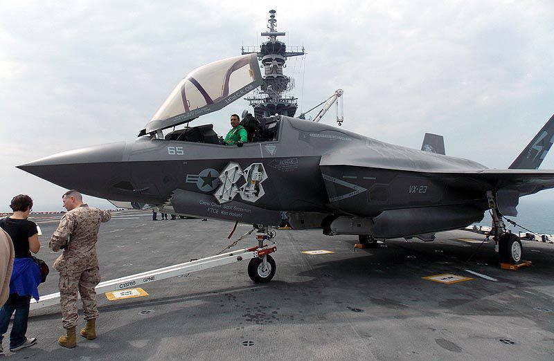 Просто совпадение? Як-141 против F-35