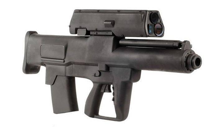"""Negli Stati Uniti, un lanciagranate automatico con munizioni """"intelligenti"""""""