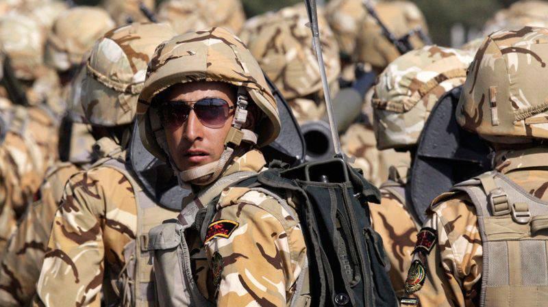 Reuters: El ejército iraní se prepara para lanzar una operación terrestre en Siria