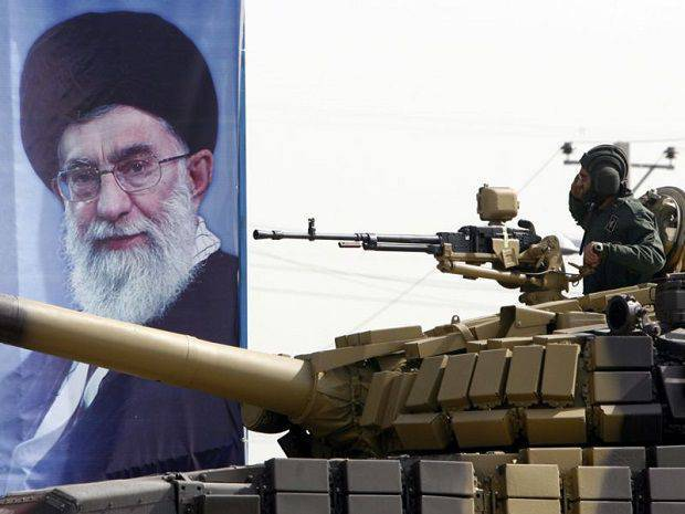 Iran in the Syrian conflict. The confrontation with Saudi Arabia and the interests of the Shiites