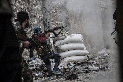 シリア政府軍がDair Al-Zorでの過激な攻撃を撃退しました