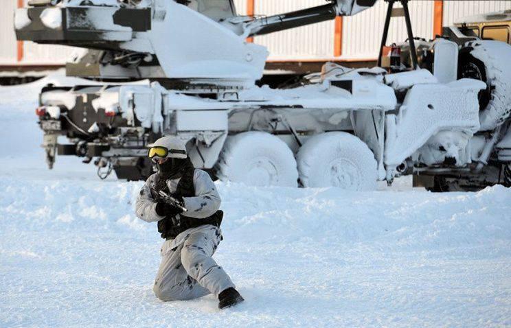 """रूसी विशेषज्ञों ने सेना के लिए एक """"आर्कटिक प्रिंटर"""" विकसित किया है"""