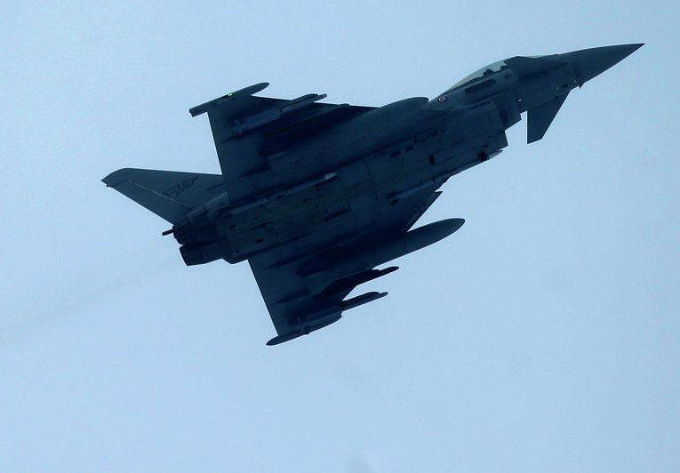 "The manufacturer ""Typhoon"" confirmed the presence of aircraft manufacturing defects"