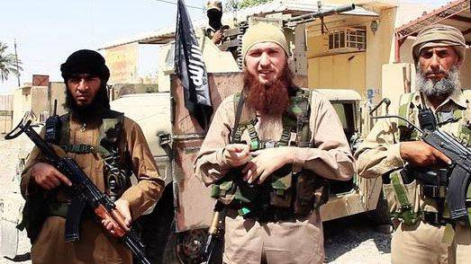 In Syria, destroyed the leader of a terrorist group Abu Bakr Ash-Shishani