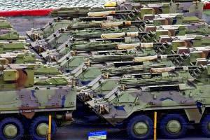 Ukrayna'nın en büyük silah anlaşması. Zengin 11 aracıları nasıl edinilir?