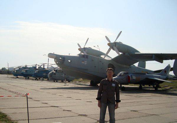 The territory of our common history. Aviation Museum in Kiev. Part of 2