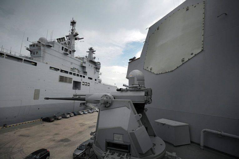 Medios: la Marina de los Estados Unidos realizará la primera prueba de un sistema de defensa de misiles en Europa