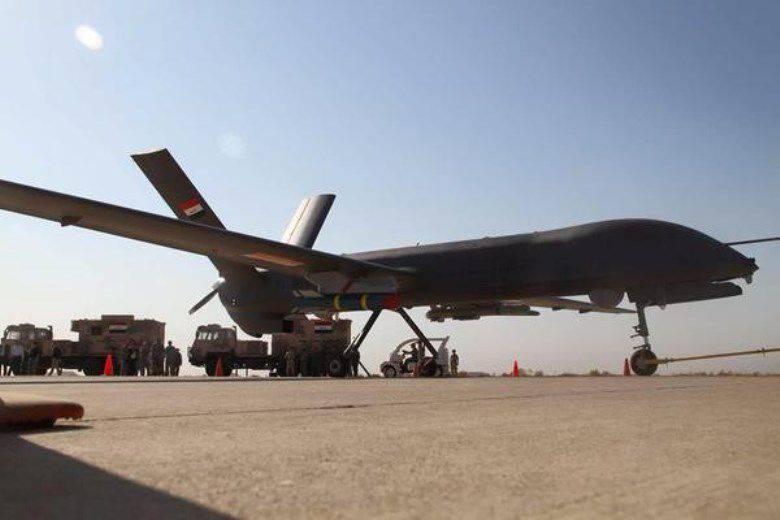 Droni cinesi in servizio nell'esercito iracheno