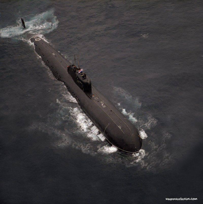 Hybride de l'amiral Gorshkov