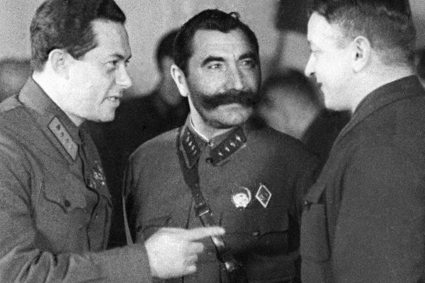 Tukhachevsky元帅的战术信条