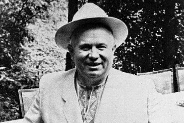 N. S. Khrushchev and execution lists