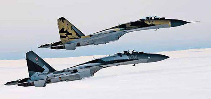 Russian Su-35 vs. Eurofighter: Who Will Win?