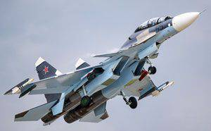 Su-30M and F-22: advantages and disadvantages
