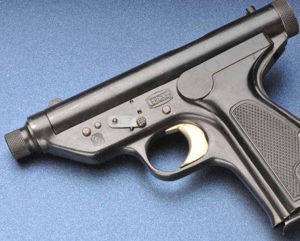 Автоматический пистолет Леркера