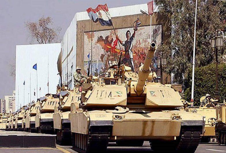 埃及将恢复美国M1A1艾布拉姆斯的集会