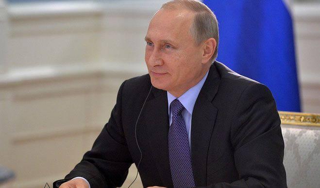VTsIOM: La cote politique de Vladimir Poutine a battu tous les records précédents