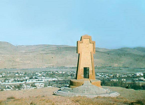 库什卡:帝国的边界