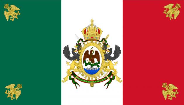 Polonia, Confederazione Meridionale e Messico: combattenti per la libertà e regimi imposti
