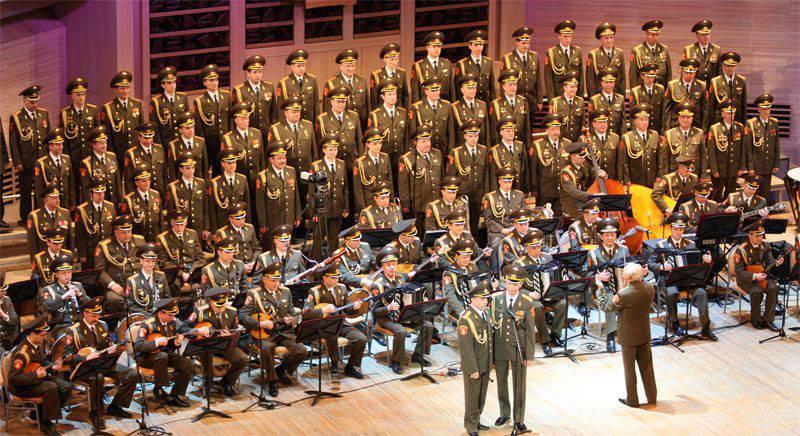 Novas facetas da insanidade. Na Lituânia, proibiu um concerto do conjunto im.Aleksandrova