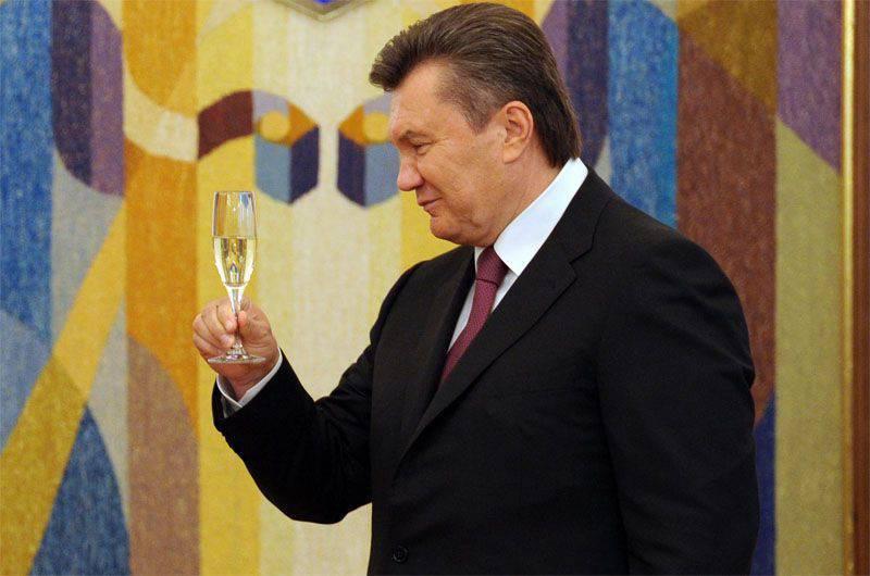Zrada. The European Court granted the claim of Viktor Yanukovych against Ukraine
