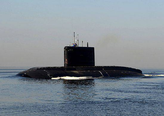 By the end of the 2017 year, all six submarines of the 636.3 Varshavyanka project, armed with Caliber cruise missiles, will enter the Russian Black Sea Fleet