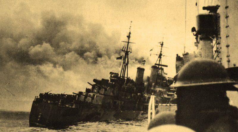 Capture of the Selenga steamer