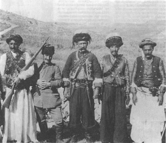 Rotes Persien. Teil von 2. Niederlage der Republik Gilyan