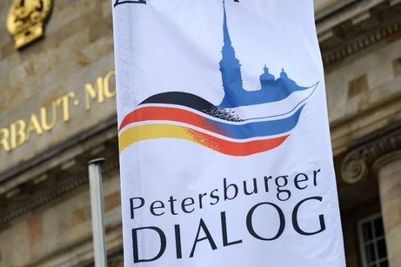 The Germans returned to the Petersburg Dialogue, but did not return the meaning to it.