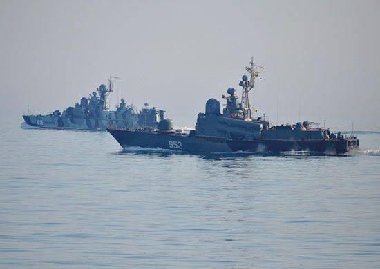Тактическое учение ЧФ РФ у берегов Крымского полуострова завершится пусками крылатых ракет