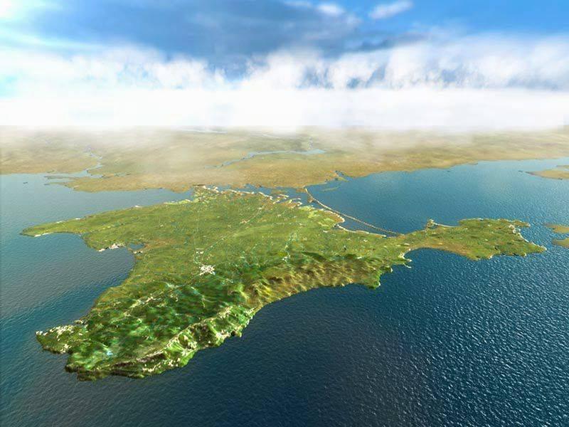 Crimea Island