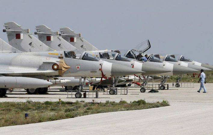 What will turn Qatar's military intervention in Syria