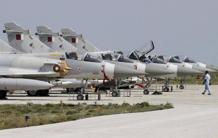 Qu'est-ce qui transformera l'intervention militaire du Qatar en Syrie?